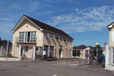 Thomond Village Access Control for security and peace of mind