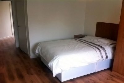 Thomond Village double bed bed room