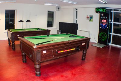 Thomond Village games room