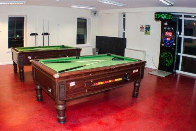 Thomond Village games room