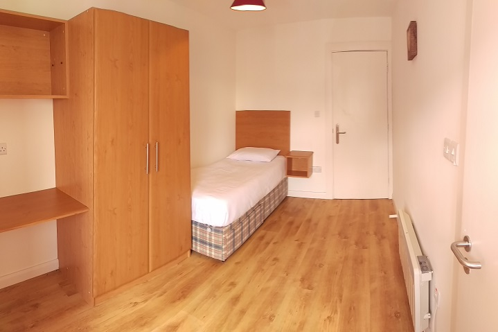 Ensuite student accommodation at Thomind Village